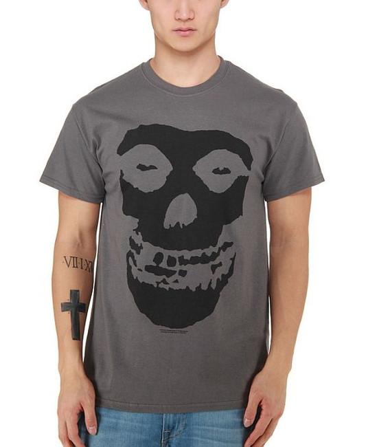 Misfits - Tonal Fiend Skull T-Shirt