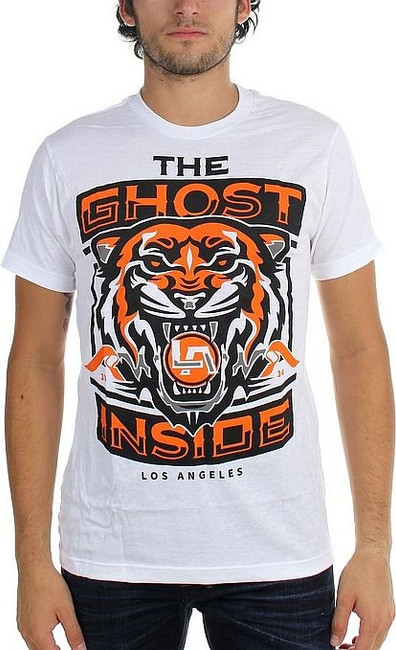 The Ghost Inside Endangered T-Shirt