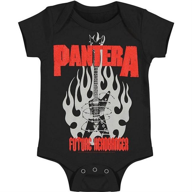 Pantera - Future Headbanger Baby Onesie T-Shirt