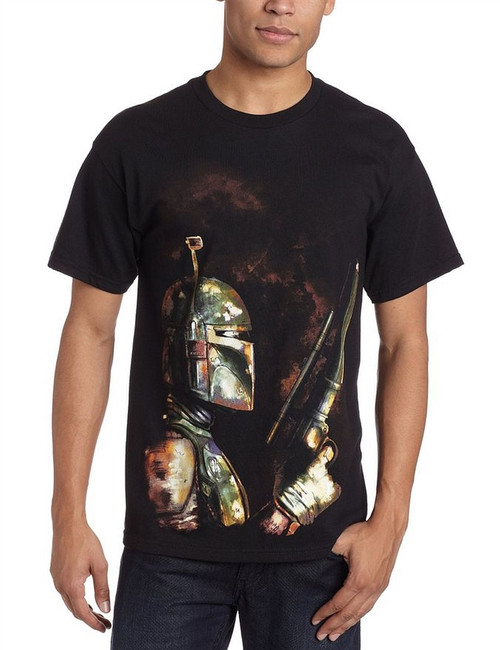 Star Wars The Bounty Hunter T-Shirt