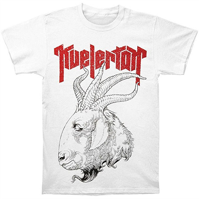 Kvelertak Nekroskop Men's White T-Shirt