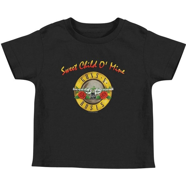 Guns N Roses Sweet Child Toddler T-Shirt
