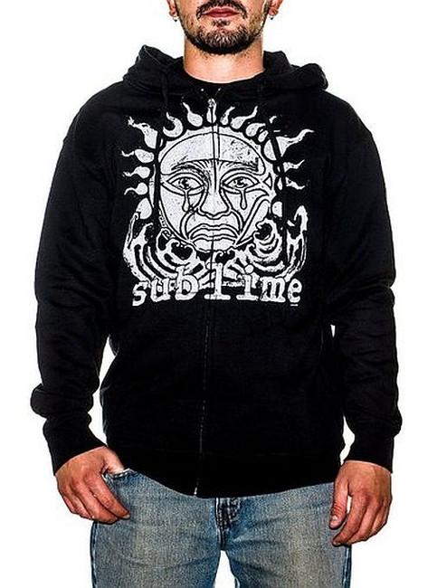 Sublime Sun Block Zip Hoodie Sweatshirt