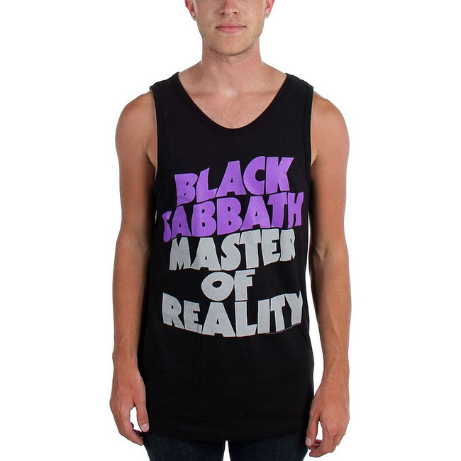 Black Sabbath Master of Reality Tank Top T-Shirt