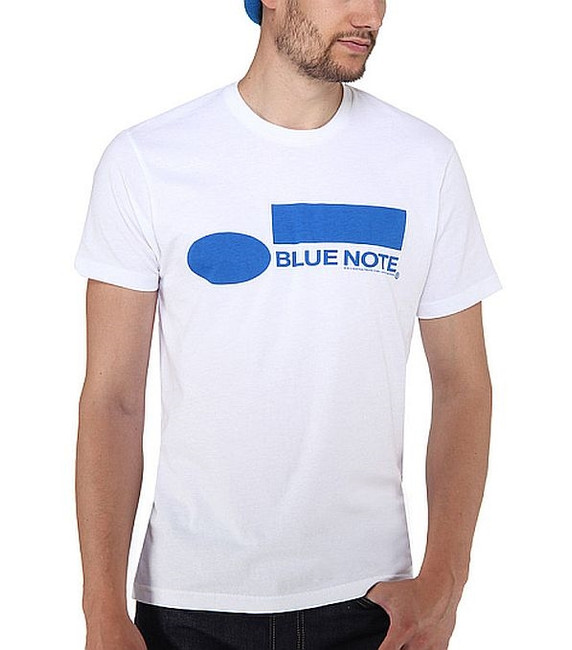 Blue Note Records Logo Jazz T-Shirt