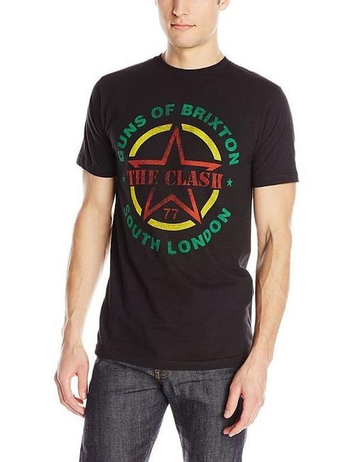 The Clash Guns of Brixton Lightweight T-Shirt