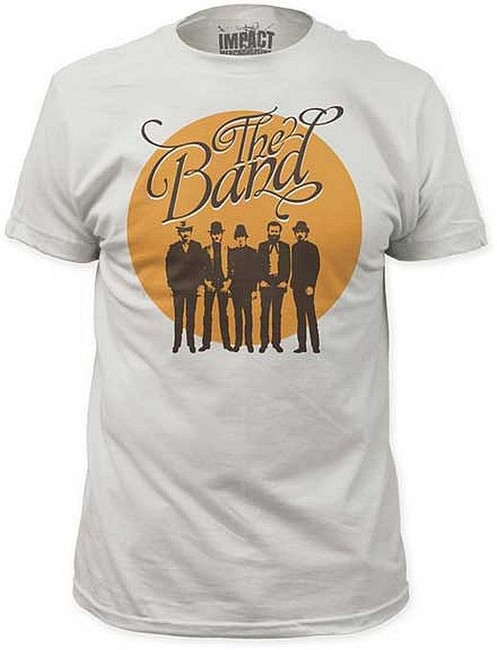 The Band Catskills Fitted T-Shirt