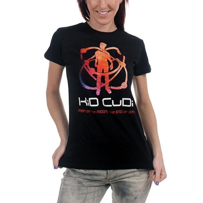 Kid Cudi - Atomic Cudi Junior Women's T-Shirt