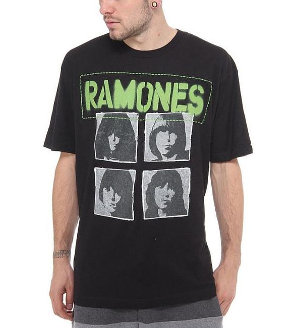 Ramones Hey Ho 30/1 Shirt