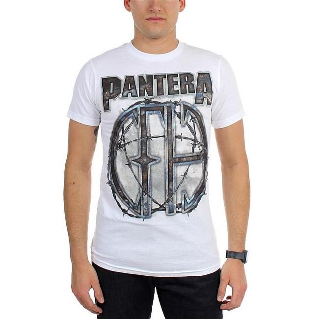 Pantera CFH Barbed Wire 81 T-Shirt