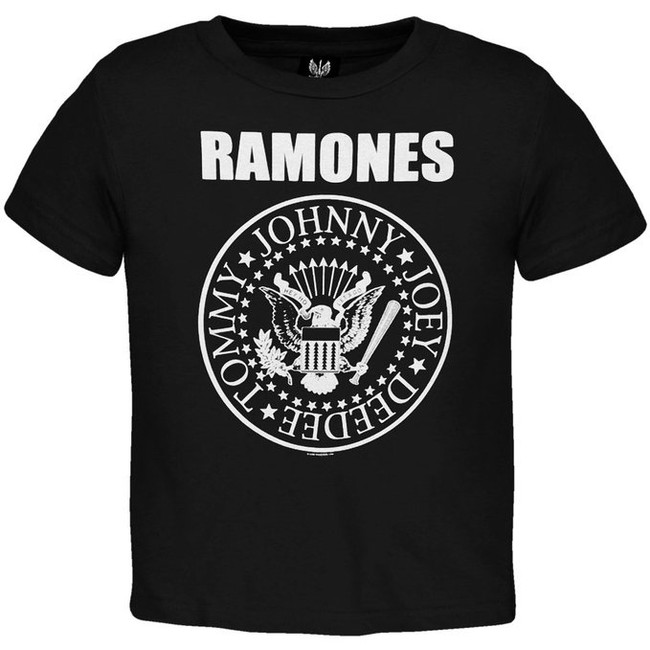 Ramones - Seal Toddler T-Shirt