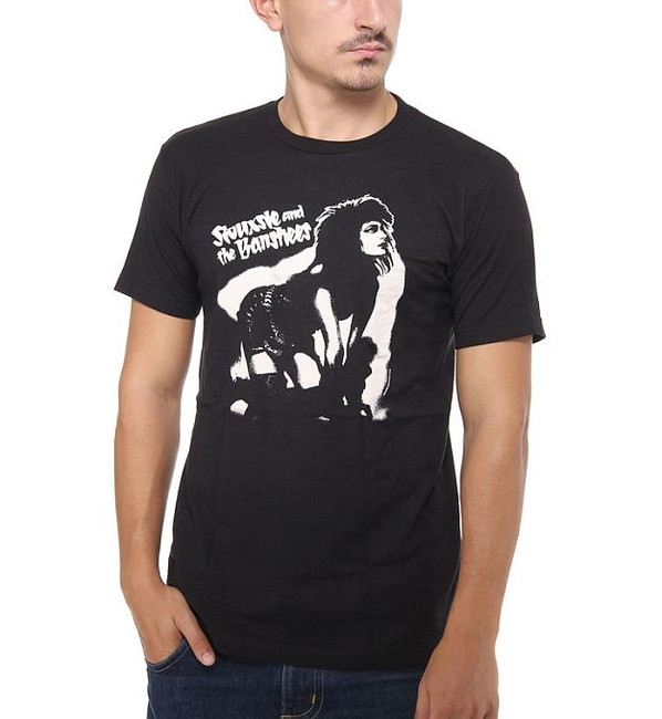 Siouxsie and the Banshees Hands Knees T-Shirt