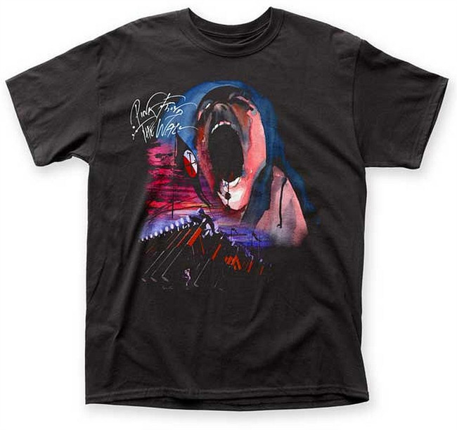 Pink Floyd Hammer March With Face T-Shirt