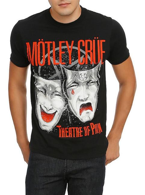 Motley Crue Theatre of Pain T-Shirt