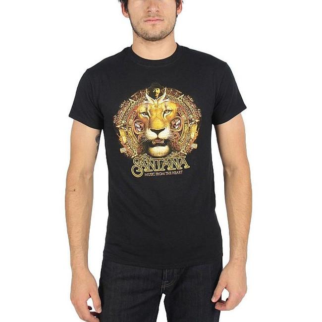 Santana  Lion T-Shirt