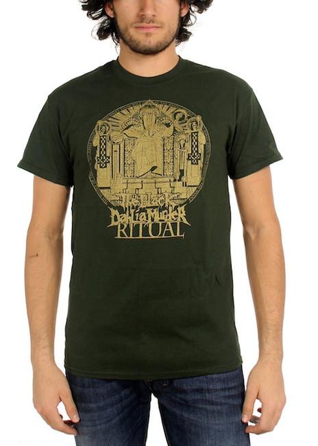Black Dahlia Murder Ritual Stamp T-Shirt