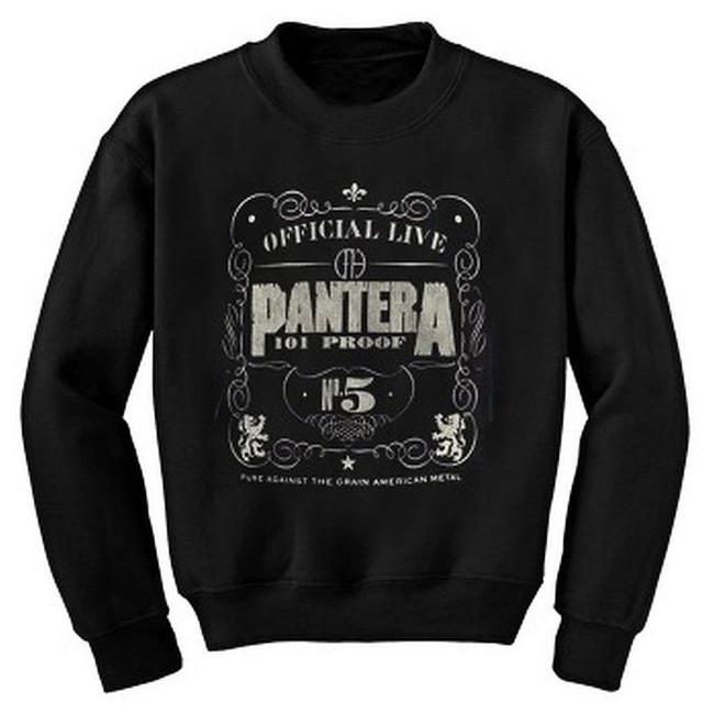 Pantera 101 Proof No. 5 Crewneck Sweatshirt