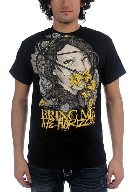 Bring Me The Horizon Lady of Life T-Shirt