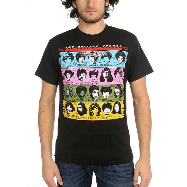 Rolling Stones - Some Girls T-Shirt