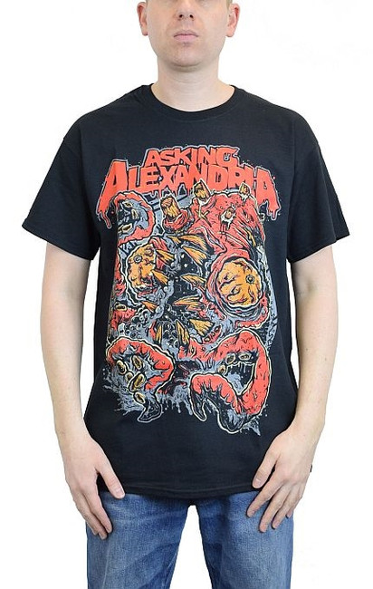 Asking Alexandria Kraken T-Shirt