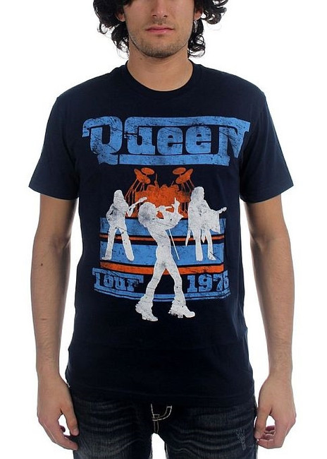 Queen - Tour 76 30/1 T-Shirt