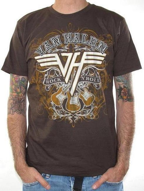 Van Halen - Rock N Roll T-Shirt