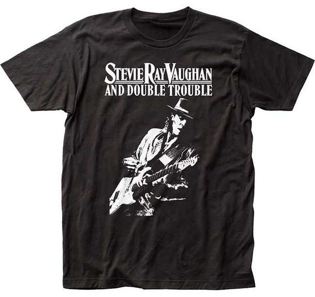 Stevie Ray Vaughan Live Alive Lightweight T-Shirt