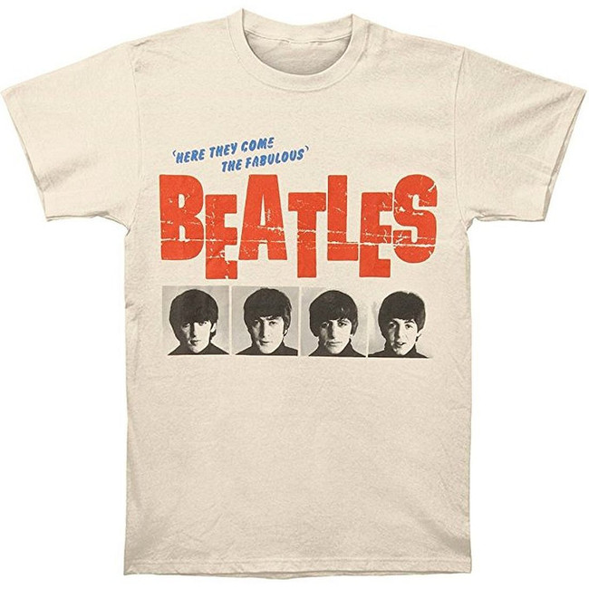 The Beatles American Tour 64 T-Shirt