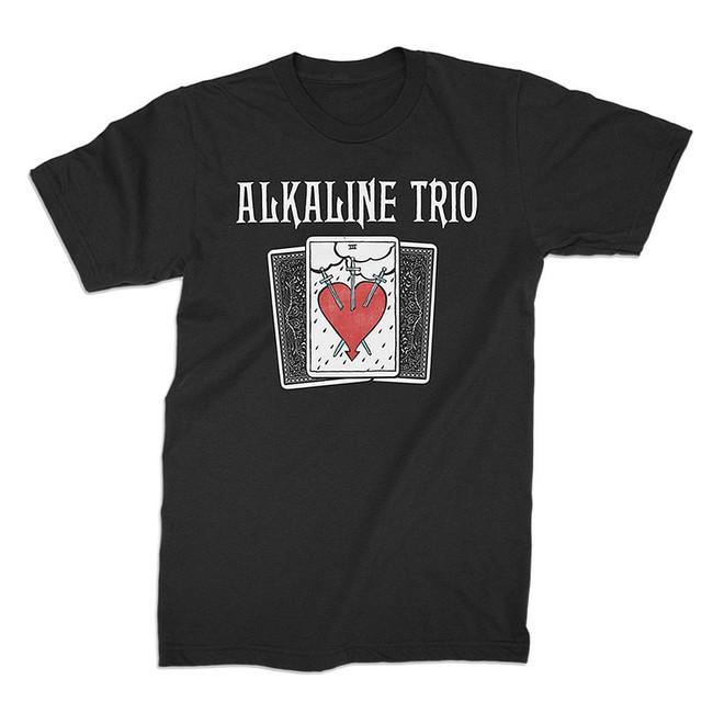 Alkaline Trio Tarot Men's T-Shirt