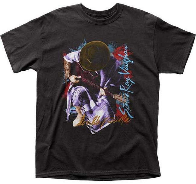 Stevie Ray Vaughan In Step Men's T-Shirt