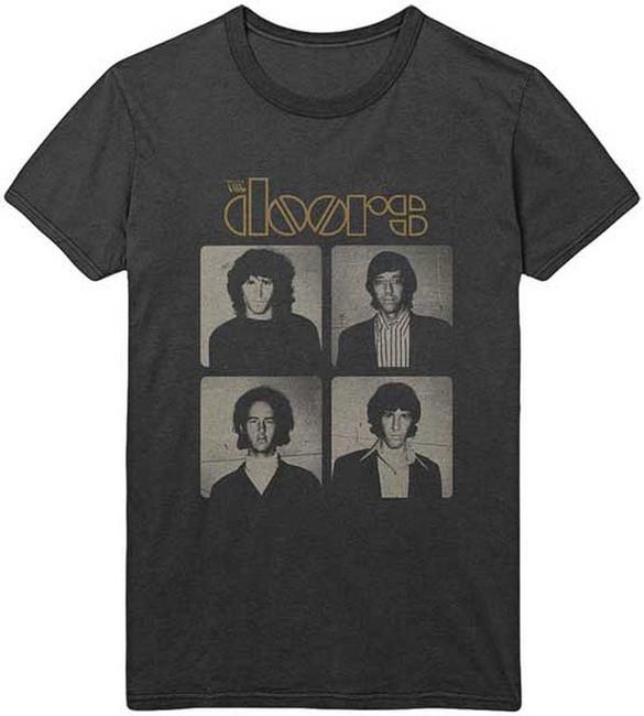 The Doors Squared Lightweight T-Shirt