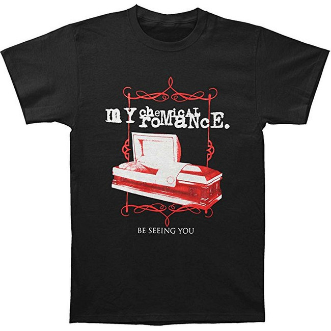 My Chemical Romance Coffin T-Shirt