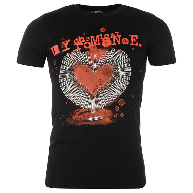 My Chemical Romance Smoking Gun T-Shirt