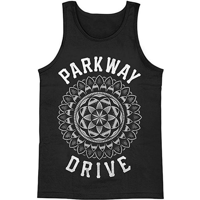Parkway Drive Mandala Tank Top T-Shirt