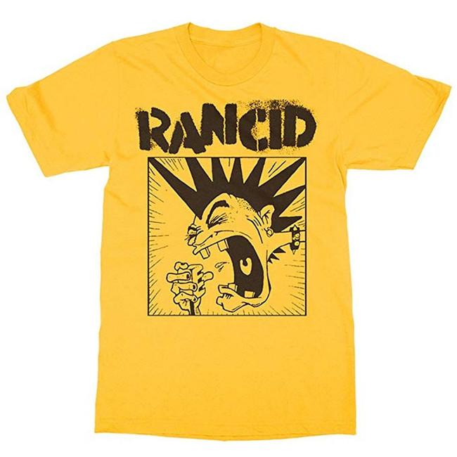 Rancid Screaming Mohawk T-Shirt