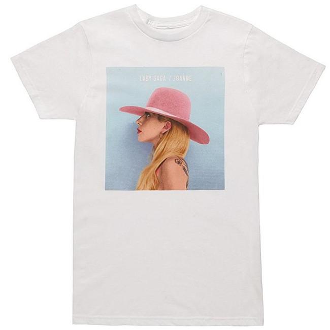Lady Gaga Joanne Album Cover Men's T-Shirt