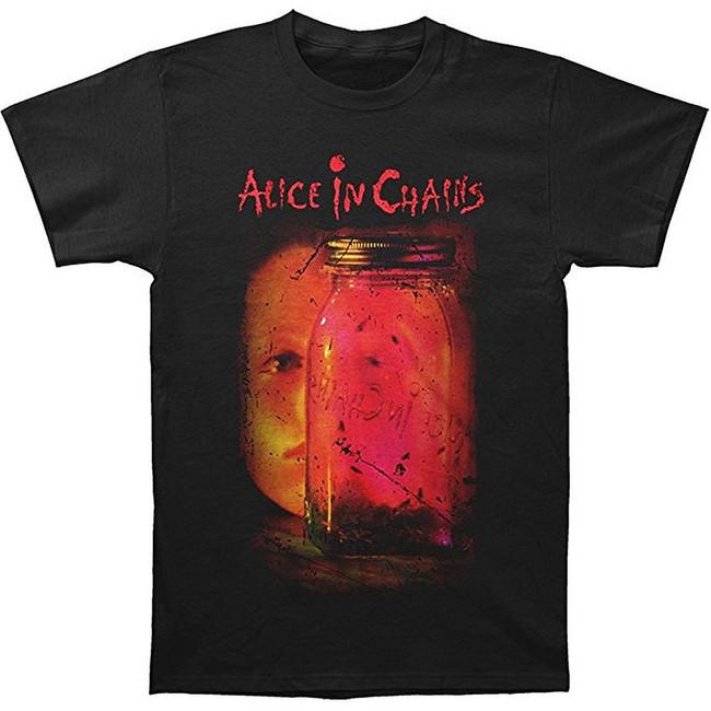 Alice In Chains Jar of Flies Men's T-Shirt