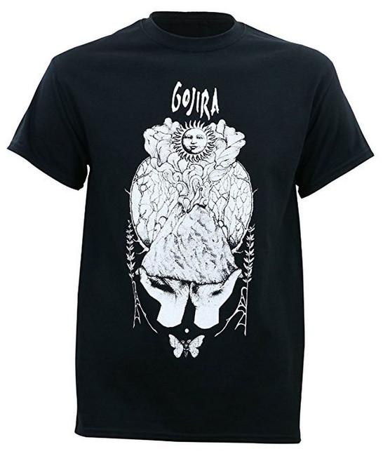 Gojira Magma Woods Men's T-Shirt