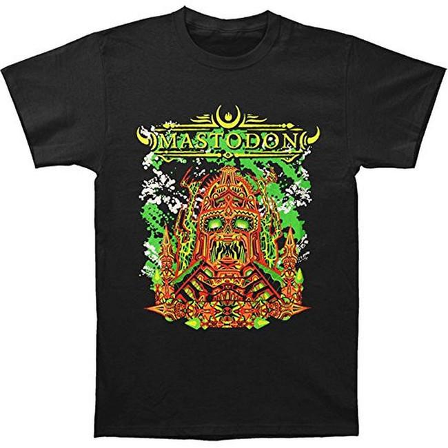 Mastodon Emperor God Head Slim T-Shirt