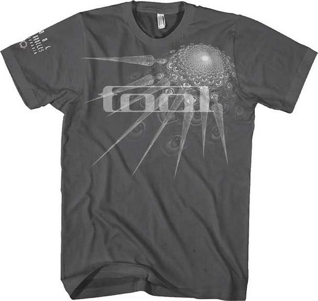 Tool Spectre Spikes Soft T-Shirt