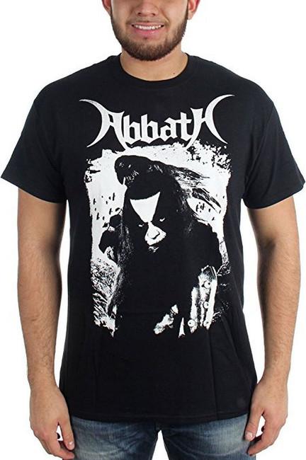Abbath Raven Immortal T-Shirt