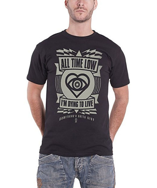 All Time Low Hypno Slim T-Shirt