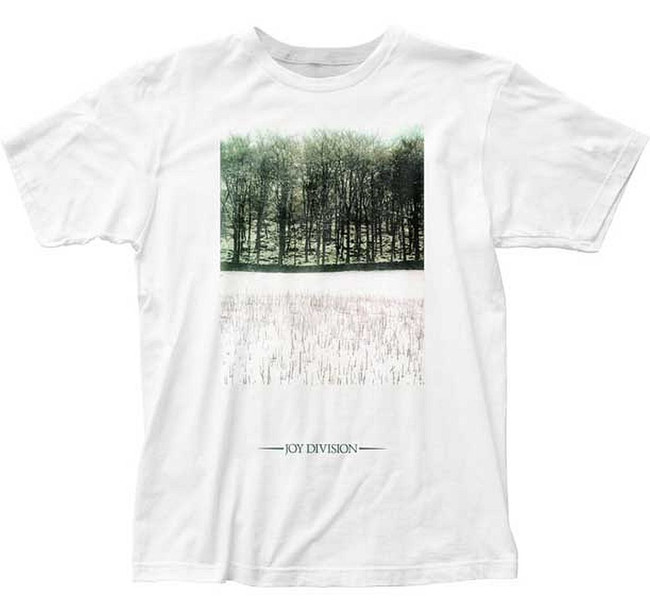 Joy Division Atmosphere Fitted Men's T-Shirt