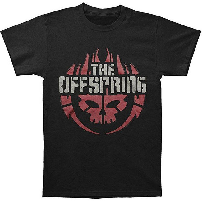 The Offspring Skull Logo Men's T-Shirt
