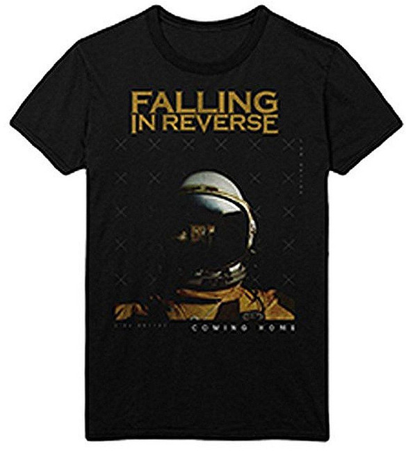 Falling In Reverse Space Helmet Men's T-Shirt