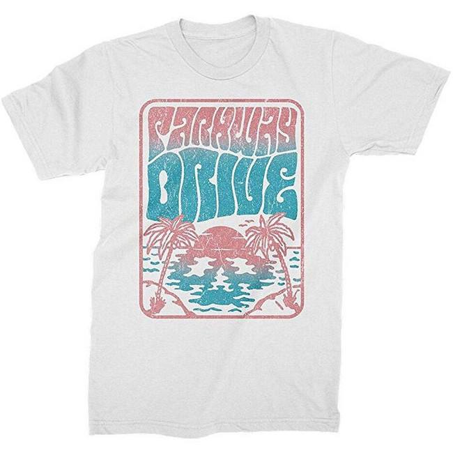Parkway Drive Tropical Men's T-Shirt
