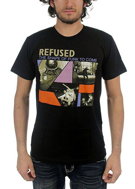Refused Shape of Punk to Come Men's T-Shirt