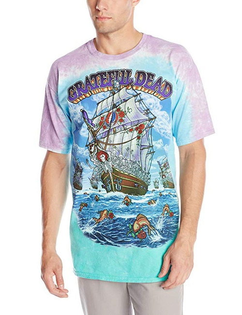 Grateful Dead Ship Of Fools T-Shirt