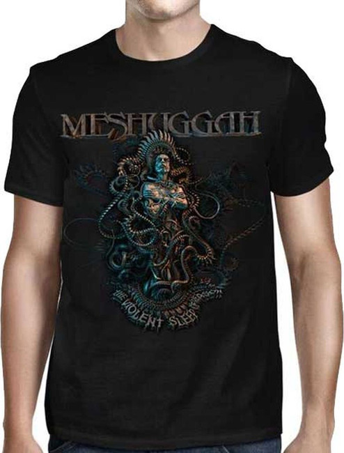 Meshuggah The Violent Sleep T-Shirt