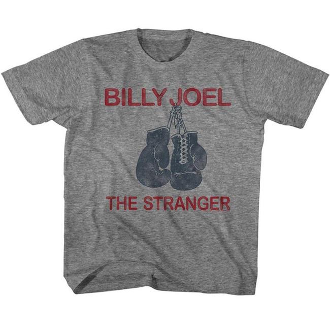 Billy Joel The Stranger Heather Toddler T-Shirt